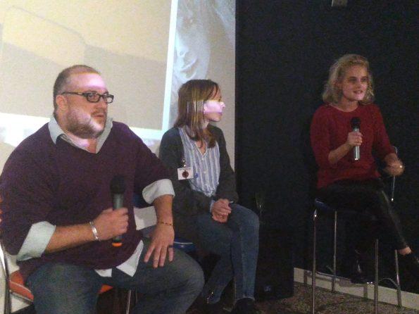 ultravoKal, Christophe Karabache, Claudia Fortunato